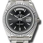 Rolex WG/WG Day Date 40MM