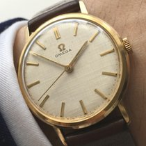 Omega Serviced Stunning Ladies Omega with Linen dial