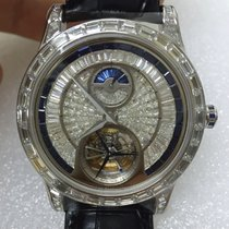 Jaeger-LeCoultre Master Grand Tourbillon Sapphire Diamonds