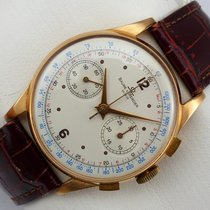 Baume & Mercier Chronograph Vintage - Handaufzug  - Rose...