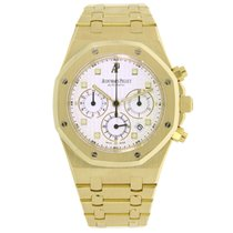 Audemars Piguet AP Royal Oak Chronograph 39mm Yellow Gold Watch