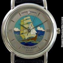 Ulysse Nardin Cutty Sark Cloisonne San Marco Platinum Limited...