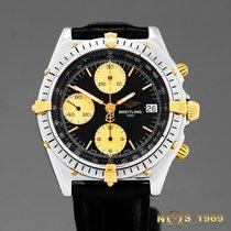 Breitling Chronomat Chronograph  S.Steel&Gold  81.959