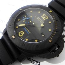 Panerai LUMINOR SUBMERSIBLE 1950  Carbotech 3 Days - PAM00616