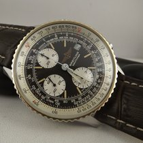 Breitling Old Navitimer ref. 81610 Automatic ac/oro brown