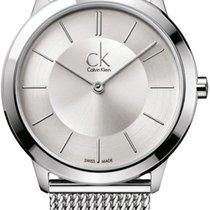 ck Calvin Klein Minimal K3M22126 Armbanduhr Klassisch schlicht