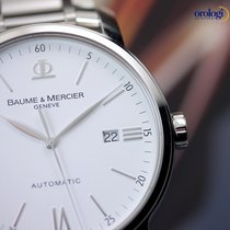 Baume & Mercier Classima Executives Automatic 39mm Steel...