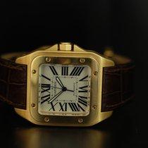 Cartier Santos 100 XL  ORO 1904-2004