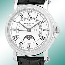 Patek Philippe Rare and Collectible Gent's Platinum  #...