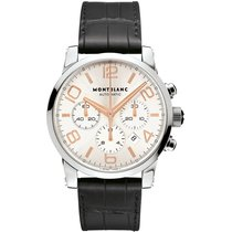 Montblanc TimeWalker Chronograph Automatic - NEW
