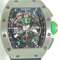 Richard Mille Roberto Mancini Automatic Flyback Chronograph