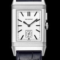 Jaeger-LeCoultre Grande Reverso Ultra Thin Duoface Steel Case...