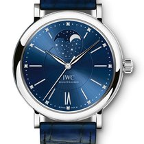 IWC Portofino Automatic Moon Phase 37mm T
