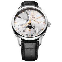 Maurice Lacroix Masterpiece Lune Retrograde MP6528-SS001-130-1