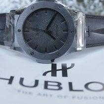 Hublot Classic Fusion  Berluti Black Magic