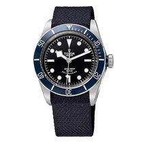 Tudor HERITAGE BLACK BAY Blue 41mm Automatic Snowflake 79220 B