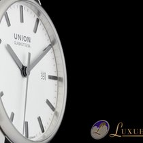Union Glashütte Viro Date Edelstahl 41mm