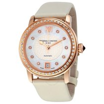 Frederique Constant Mother of Pearl Dial Ladies Watch