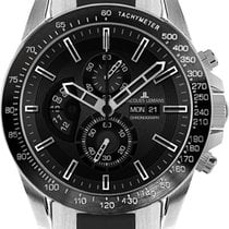 Jacques Lemans Liverpool GMT 1-1635E Herrenchronograph Sehr...