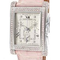 Bedat & Co 778.057.109 No.7 Chronograph in Steel with Pink...