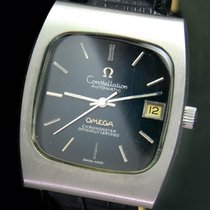 Omega Spider Web Dial Constellation Automatic  Date Mens Watch
