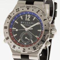 Bulgari Diagono mit box und Uhrenpass/Echtheitszertifikat...