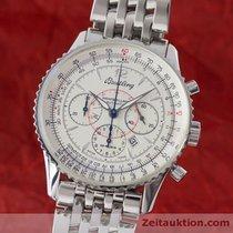 Breitling Montbrillant Navitimer Chronograph Automatik Stahl...