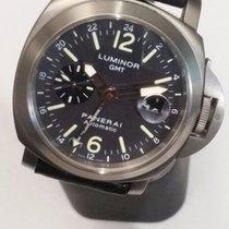 Panerai Luminor GMT – men's watch – year 2005