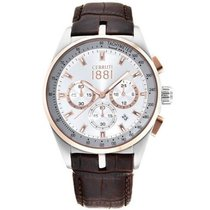 Cerruti CRA089Y213G Men's watch Veliero