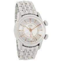Oris Artelier Series Mens Swiss Automatic Watch 90876074051MB