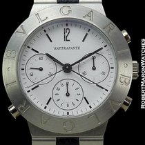 Bulgari Platinum Diagono Split Seconds Chronograph Automatic New