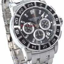 Carl F. Bucherer Carl F.  Patravi GMT Chronograph 00.10618.13....