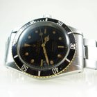 Rolex Submariner 6538 BIG CROWN 4-liner SWISS dial 1958