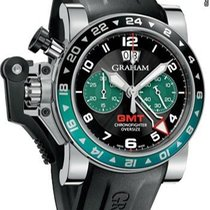 Graham CHRONOFIGHTER OVERSIZE GMT - 100 % NEW