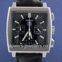 TAG Heuer Monaco Calibre 12 Chronograph CW2111-0
