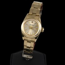 Rolex OYSTER PERPETUAL YELLOW GOLD