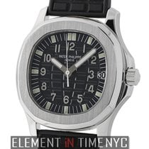 Patek Philippe Aquanaut Stainless Steel Black Dial 35mm Ref....