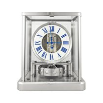 Jaeger-LeCoultre Atmos Classique White Dial Clock