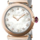 Bulgari Lucea Quartz 28mm Ladies Watch