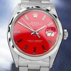 Rolex Oyster Perpetual 15000 Swiss Automatic Ss Watch Circa...