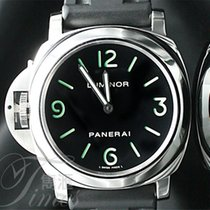 Panerai Luminor Base Left-handed ACCIAIO - PAM00219