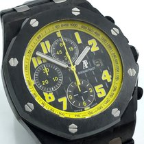 Audemars Piguet AP Offshore Bumble Bee Bumblebee Forged Carbon...
