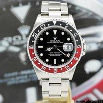 Rolex GMT Master Stahl Ref:16700 von 1998 Rolex Box