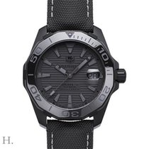 TAG Heuer Aquaracer Calibre 5 Automatik 41mm Black Phantom...