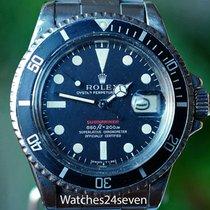 Rolex Red Submariner Mark IV Dial Ref. 1680 Circa 1969