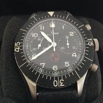 Heuer Bundeswehr Chronograph 3H