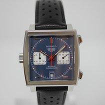 TAG Heuer Monaco Steve McQueen Calibre 11 Chronograph 39mm...
