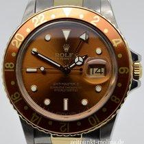 Rolex GMT-Master II Tigerauge, Ref. 16753, Bj. 1981/82