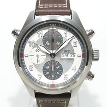 IWC Spitfire 2014 Double Chronograph Ratrappante ref: 3718...