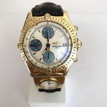 브라이틀링 (Breitling) Chronomat & UTC - 18K - Gold - New Service